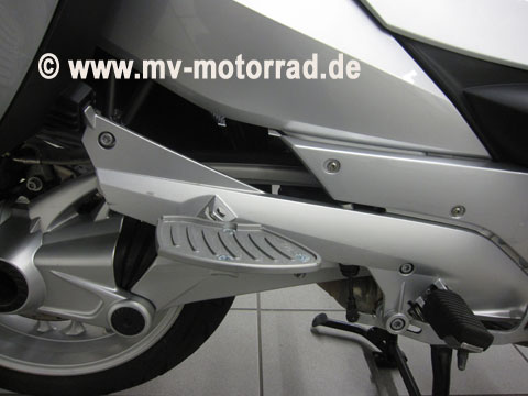 MV Motorrad / エムブイ モトラッド Foot Board for Passenger Footrest - 10335