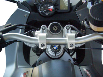 MV Motorrad / エムブイ モトラッド BMW Models - Closer - higher - furtherThe adjustable tube handlebar adapter for BMW K1100RS - 90000-k11rs
