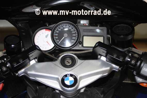 MV Motorrad / エムブイ モトラッド Handlebar Alteration Kit Short Version for BMW K1200S-K1200R and Sport - 901224-k