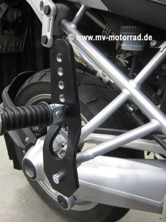 MV Motorrad / エムブイ モトラッド Passenger Footrest for Children - 9086430