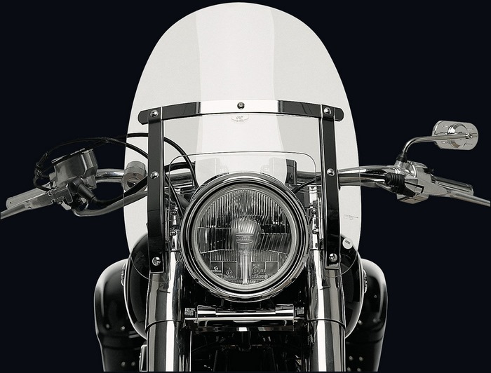 NATIONAL CYCLE (ナショナルサイクル) ウィンドシールド Ranger Heavy Duty クリア 903ccm - VN 900 Classic | 111046