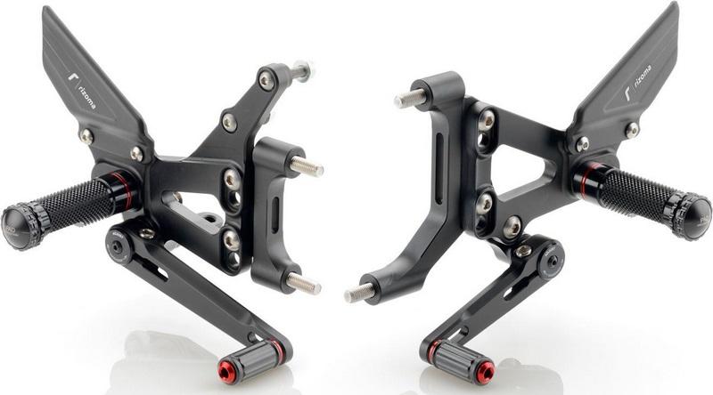 """Rizoma Rear sets control Kit """"RRC"""""""
