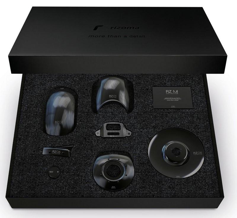 Rizoma / リゾマ ZHD131BS -ZHD132BS -ZHD134BS -ZHD136BS -ZHD138BS) Complete Collection H-D (ZHD126BS - ZHD128BS - | ZHD140BS