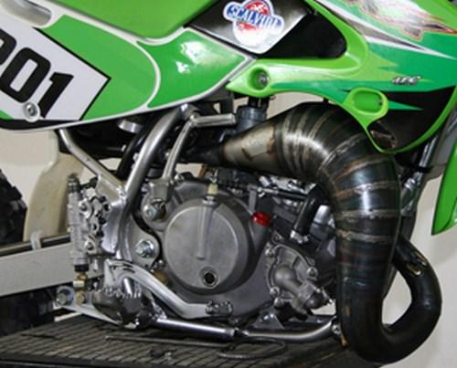 Scalvini / スカルビーニ エキゾーストシステム Kawasaki 65 (03/13) | 001.042010