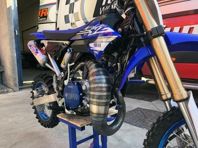 Scalvini / スカルビーニ エキゾーストシステム Yamaha YZ 65 (19) | 001.052010