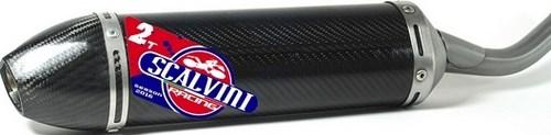 Scalvini / スカルビーニ サイレンサー フルカーボン ツーストロークエンジン | 002.017014