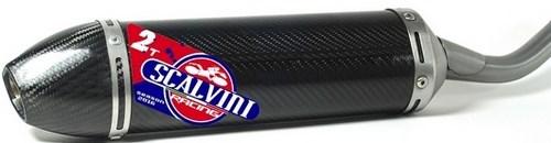Scalvini / スカルビーニ サイレンサー フルカーボン ツーストロークエンジン | 002.049014