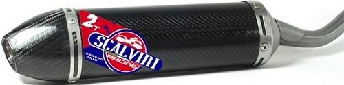 Scalvini / スカルビーニ サイレンサー フルカーボン ツーストロークエンジン | 002.154214