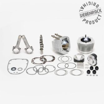 Siebenrock Big Bore Kit 1070Cc Touring Plug and Play With Conrods 150,5 Mm For BMW R 100 Models Starting From 9/80 On | 1101110
