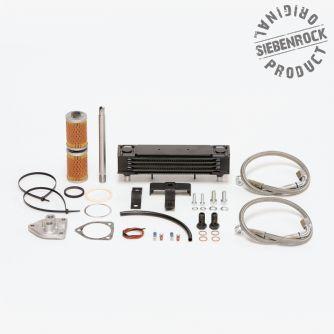 Siebenrock Oil Cooler Kit Centered For BMW R2V Boxer Models G/S,St/Gs/R80R R100R   1142400