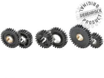 Siebenrock S Set Sport Gearwheels For BMW R2V Boxer | 2321600