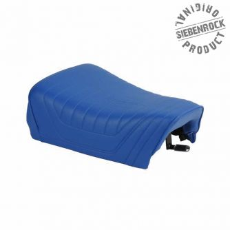 Siebenrock Single Seat Blue G/S Pd And Basic For BMW R 65G/S And R 80G/S   5255190