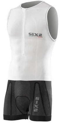SIXS - シックス Cycling bodysuit - カーボンブラック