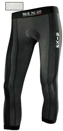 SIXS - シックス Padded leggings - カーボンホワイト