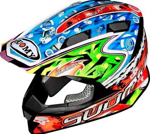 SUOMY Offroad Helmet ALPHA, Color: WARRIOR | ALPHA