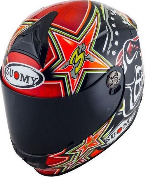 SUOMY Full Face Helmet SR-SPORT, Color: BIAGGI REPLI | SR-SPORT