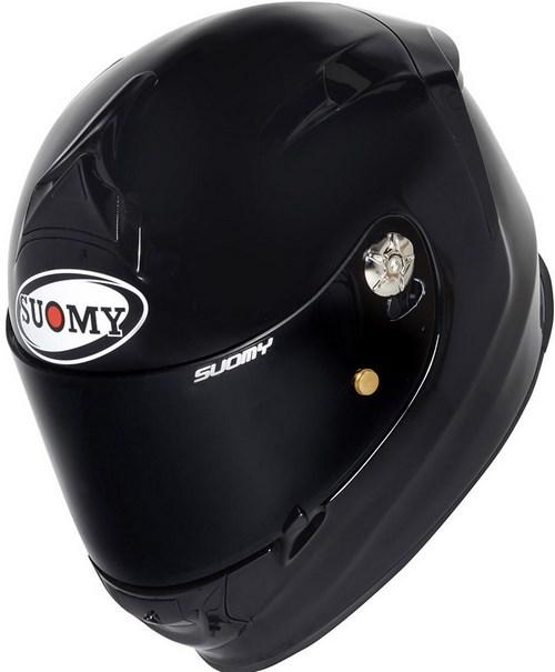 SUOMY Full Face Helmet SR-SPORT, Color: BLACK | SR-SPORT