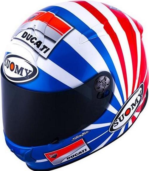 SUOMY Full Face Helmet SR-SPORT, Color: DOVI ITALIAN STALLION | SR-SPORT