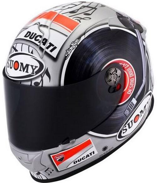SUOMY Full Face Helmet SR-SPORT, Color: DOVI MUGELLO | SR-SPORT