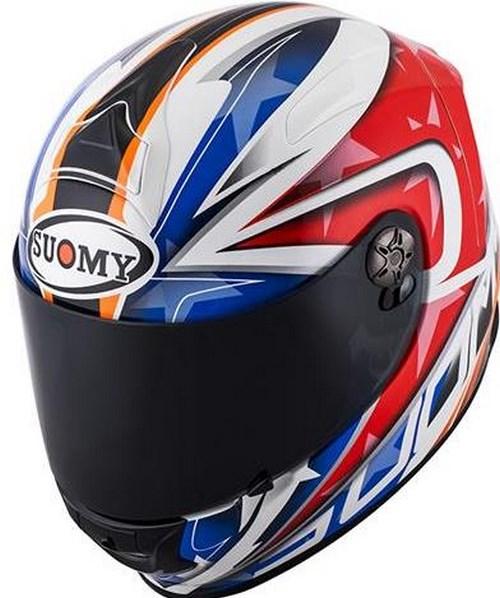 SUOMY Full Face Helmet SR-SPORT, Color: INDY | SR-SPORT