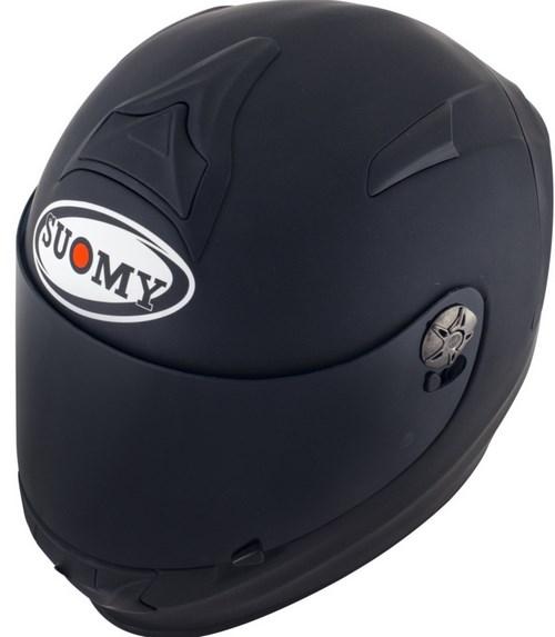SUOMY Full Face Helmet SR-SPORT, Color: MATTE BLACK | SR-SPORT