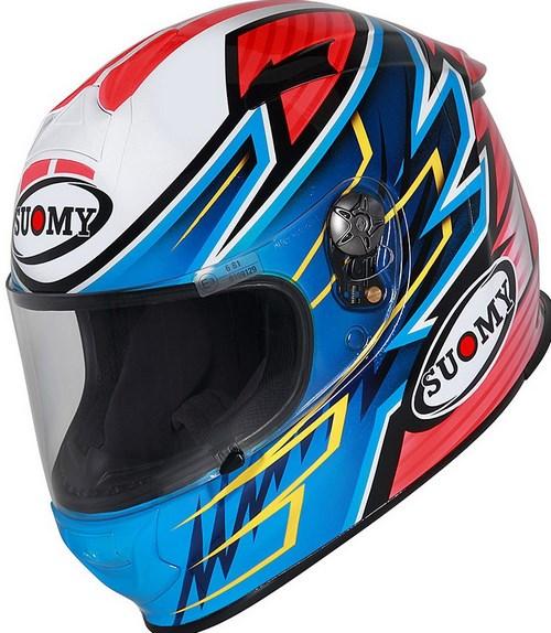 SUOMY Full Face Helmet SR-SPORT, Color: RINS REPLICA | SR-SPORT