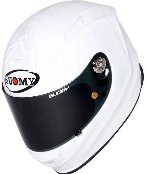 SUOMY Full Face Helmet SR-SPORT, Color: WHITE | SR-SPORT
