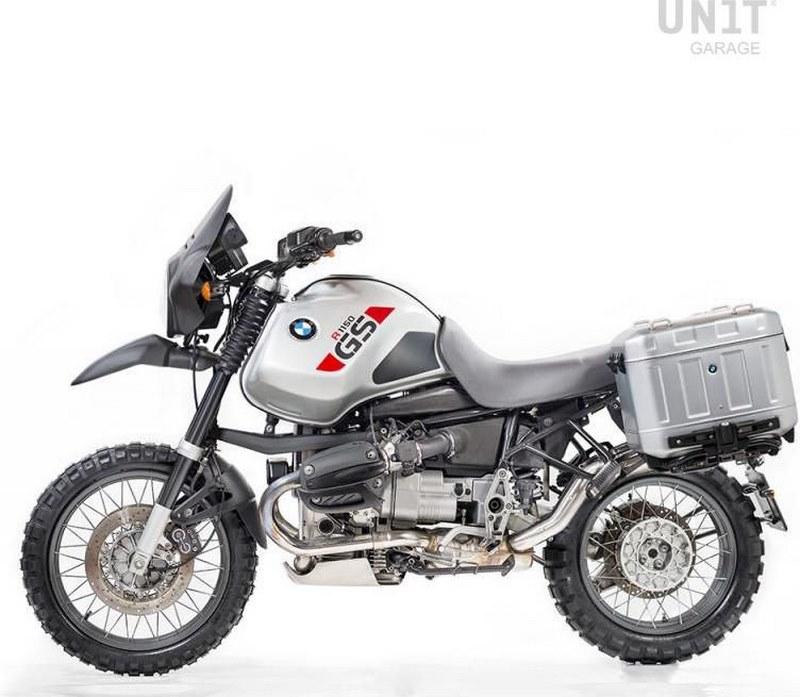 Unit Garage / ユニットガレージ キット R115 G/S ADV コンフィグレーション 35 | COD. 11535