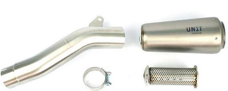 Unit Garage / ユニットガレージ GP style エキゾースト 06-09   COD. 1611GS0609+U021SX