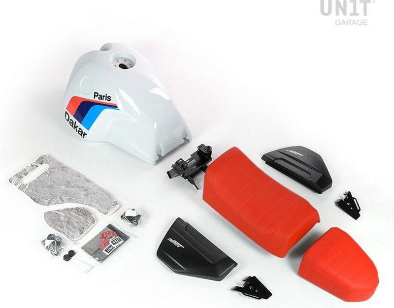 Unit Garage / ユニットガレージ キット NineT PARIS DAKAR | COD. 2401