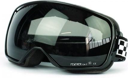 Unit Garage / ユニットガレージ Eyewear feather lite ブラック フレーム   U052