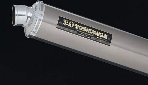 YOSHIMURA / ヨシムラ JMCA approved フルエキゾーストシステム Hand Bent LEPTOS ZRX1200S/R/DAEG (TT) - チタン カバー | 110-284-8881